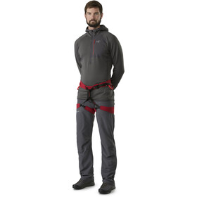Arc'teryx FL-365 Harness Herr red beach/flare